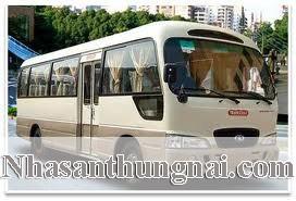 Cho thuê xe 24 chỗ đi Thung Nai - Cho thue xe 24 cho di Thung Nai