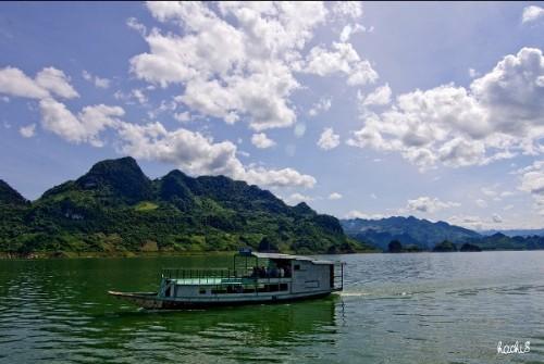 Tìm cảm giác lạ ở Thung Nai - Tim cam giac la o Thung Nai