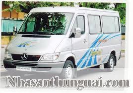 Cho thuê xe 16 chỗ đi Thung Nai - Cho thue xe 16 cho di Thung Nai